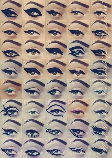 40 eye makeup ideas inspiration