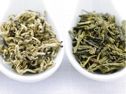 white tea green tea skin benefits