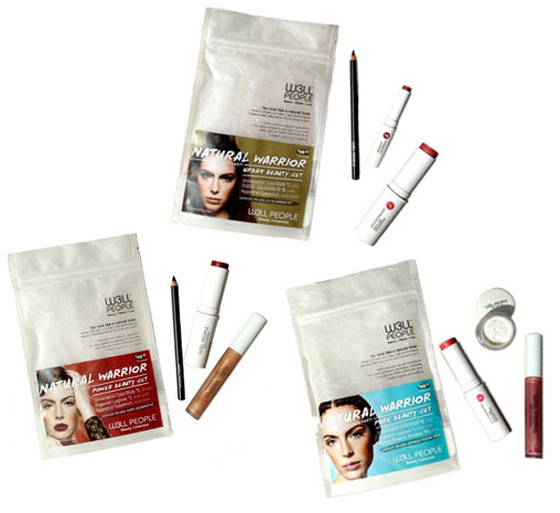 w3ll people natural warrior makeup kit
