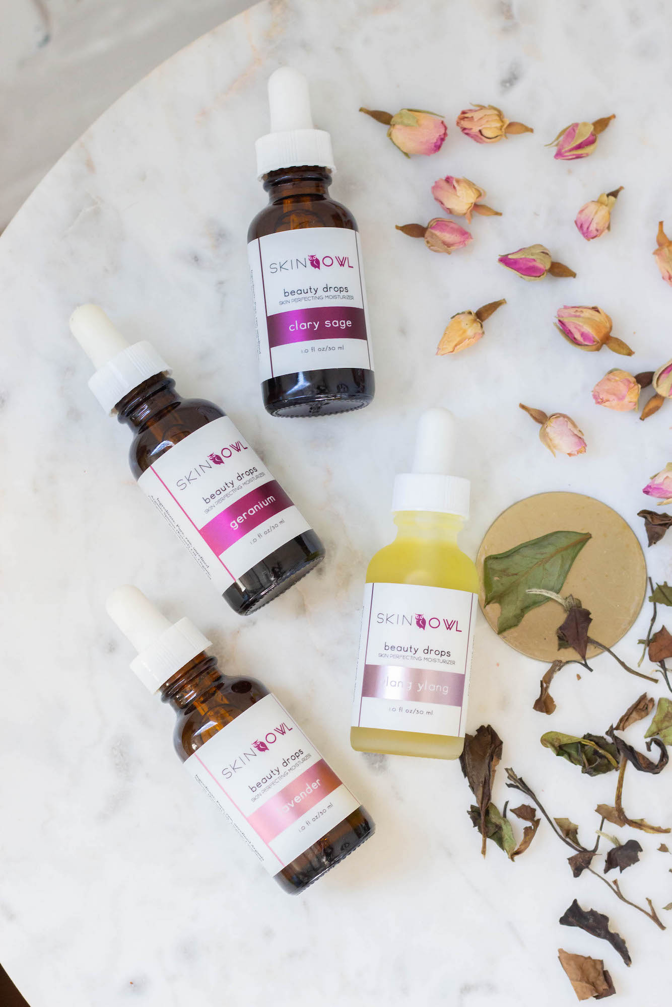 Skin Solutions: Bump Up Your Beauty Drops for Winter Weather