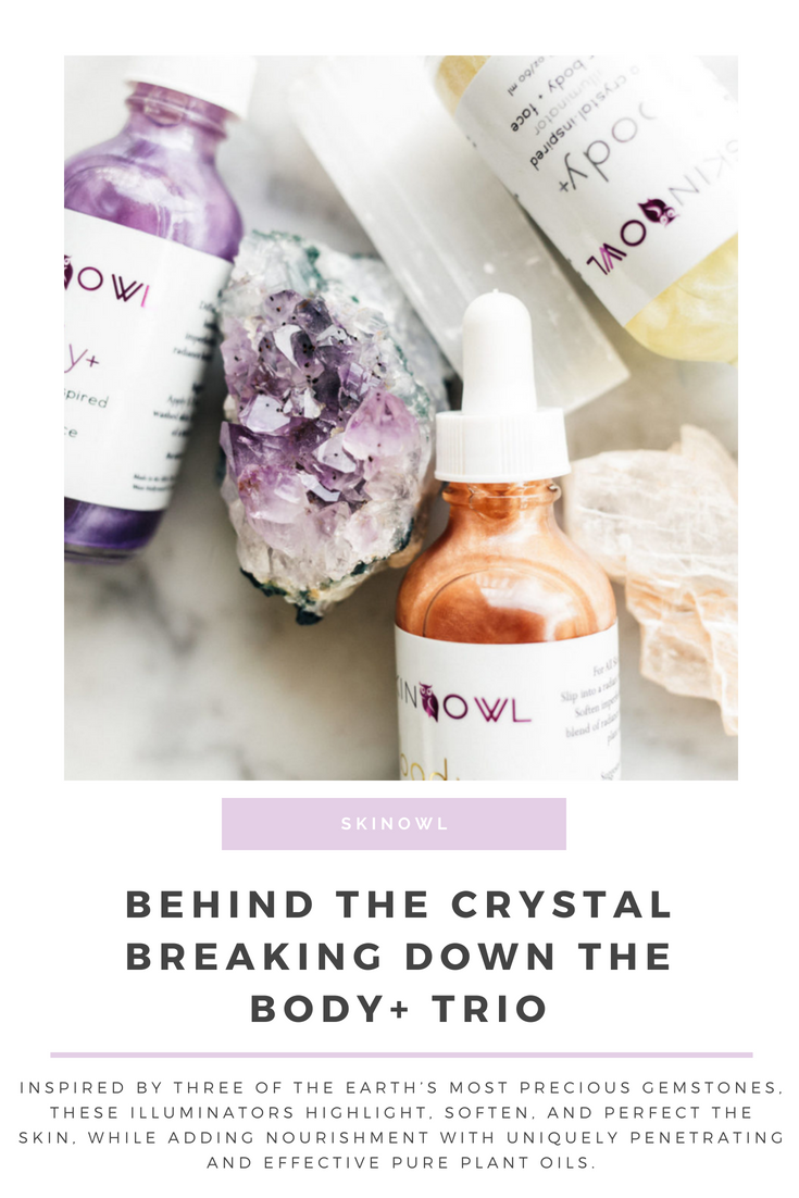 Behind the Crystal: Breaking Down The Body+ Trio | SkinOwl.com
