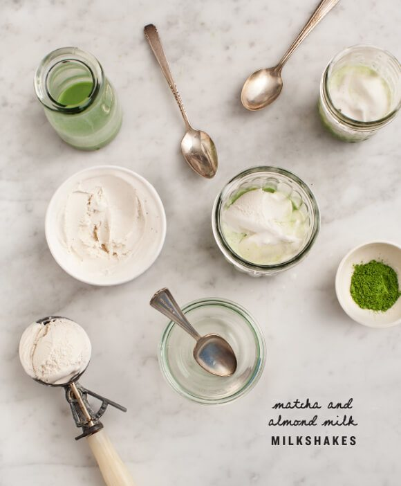 Feed Your Beauty: Vegan. Matcha. Milkshakes. Y'all || SkinOwl.com