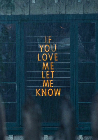 Wise Words: If You Love Me…