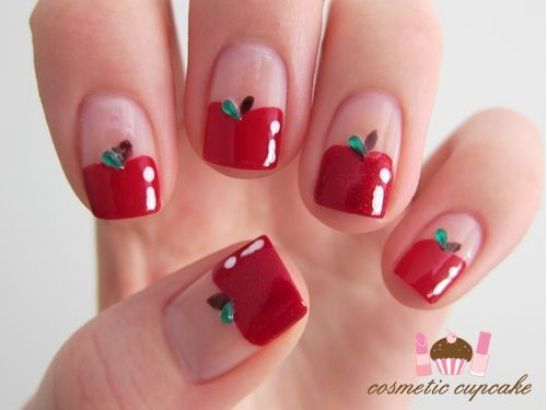 Ooh La Trend: Fruit Nail Art