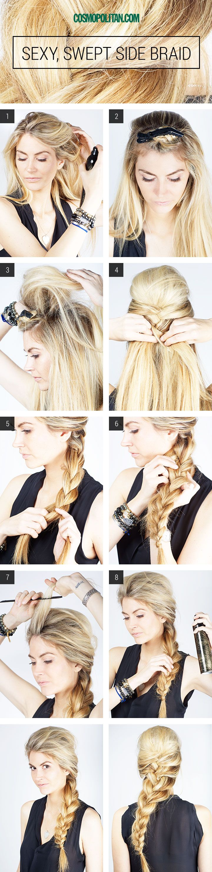 swept braid tutorial