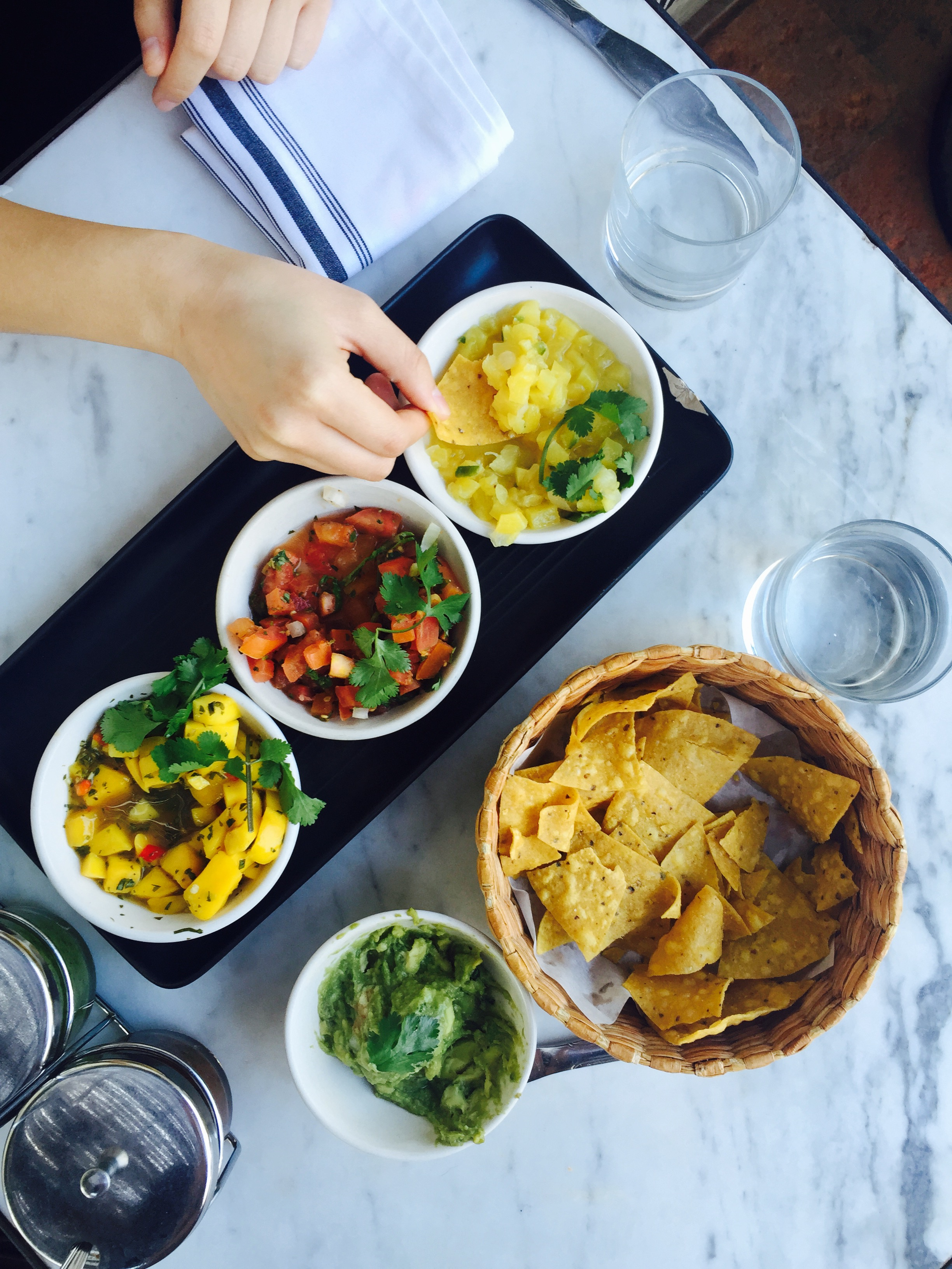 Feed Your Beauty: Skin-Loving Salsa Trio