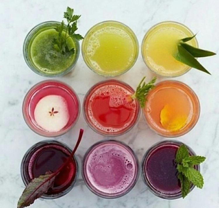 Feed Your Beauty: Juice Juice and More Juice!