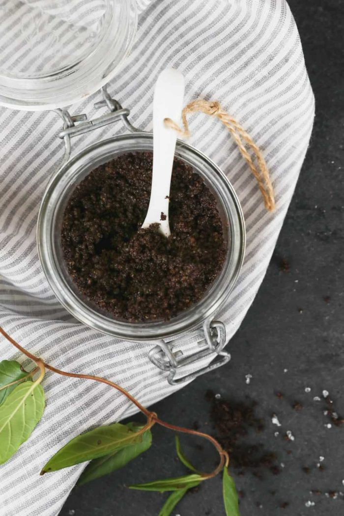 Get Beach Season Ready with this DIY Skin Smoothing Coffee Scrub