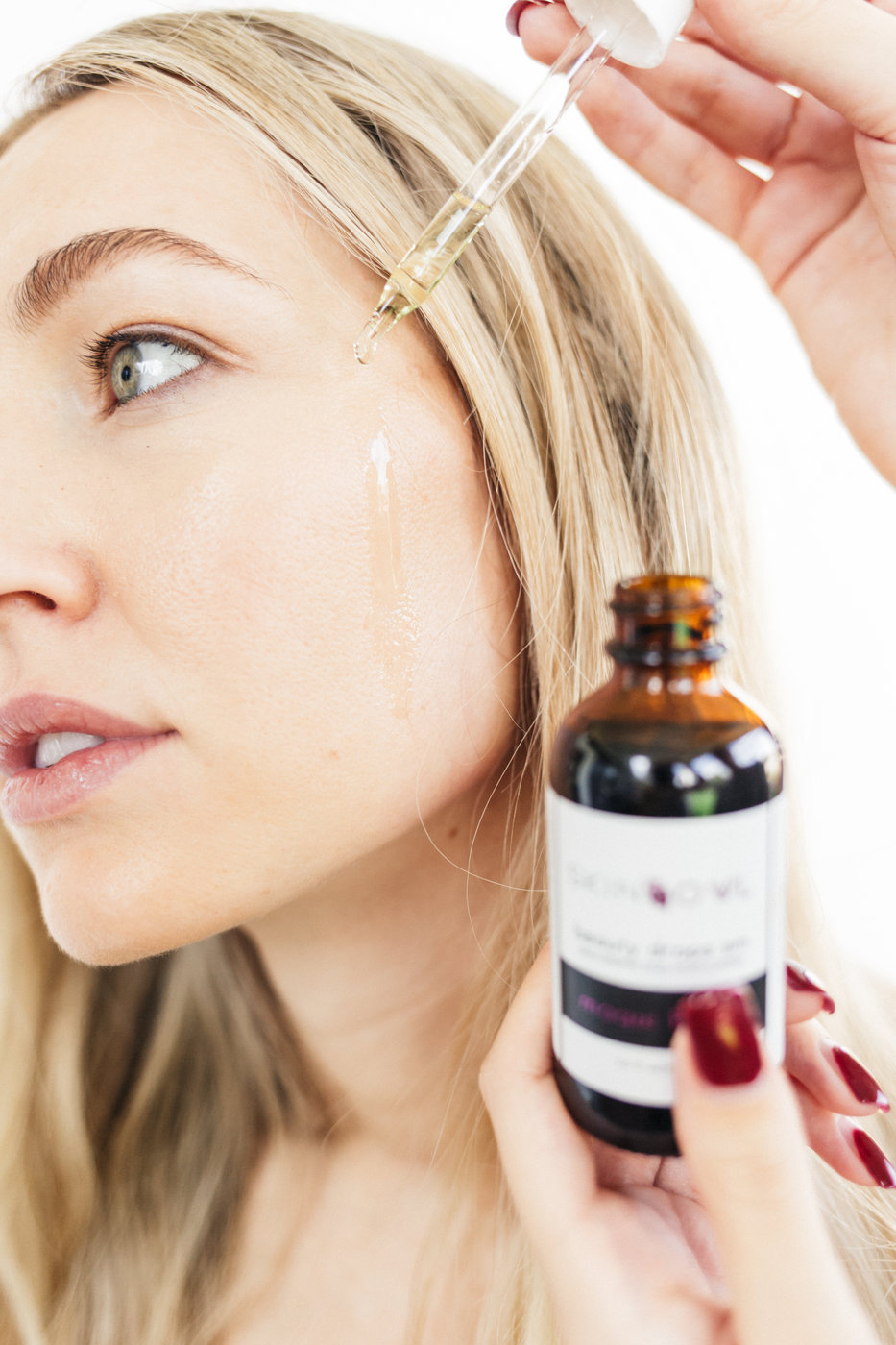 Banishing Dark Marks with Natural Products || SkinOwl.com