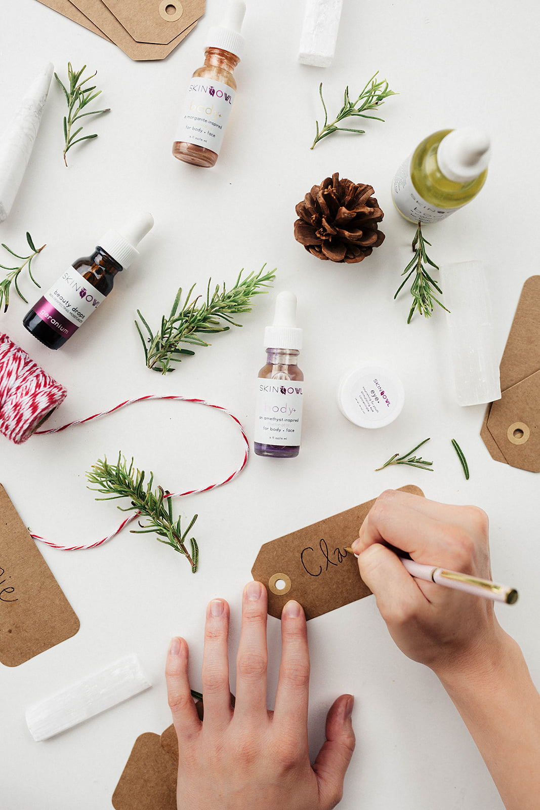 SkinOwl 2019 Holiday Gift Guide || Give your bestie, your mom, or your partner the gift of clean skincare with these picks regardless of their age or skin type. SkinOwl.com