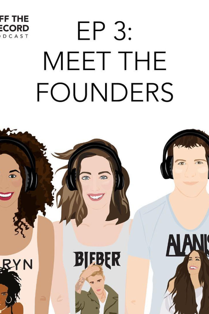 Off The Record || Meet The Founders