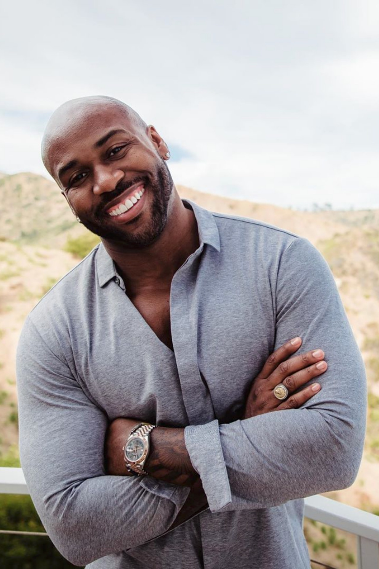 Off The Record, SkinOwl || Ep. 46: Weighing In On Fatherhood, Foster Care and Forgiveness With Celebrity Trainer Dolvett Quince